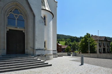 Cemetery Extension and Funeral Chapel Weiler - foto: Petr Šmídek, 2015