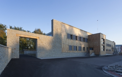 Provozní areál Povodí Vltavy - foto: Jan Mahr