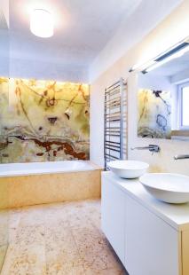 Interiér bytu v Brně - foto: David Korsa