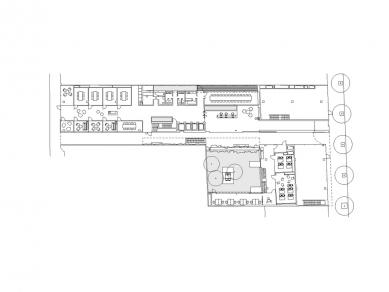 Palác KŘIŽÍK 2 - Půdorys