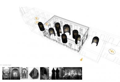 Výstavní stánek Lasvit via lucis