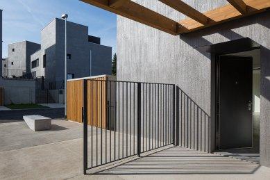 Rezidenční projekt Origami - foto: Lukáš Žentel