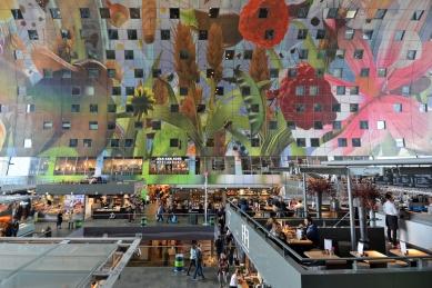 Markthal Rotterdam - foto: Petr Šmídek, 2016