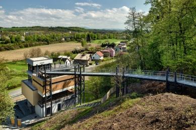 Archeopark Chotěbuz – vstupní objekt - foto: Roman Polášek