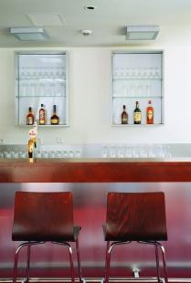 Kulturní klub města Písku - Bar v klubu V.I.P. - foto: Filip Šlapal