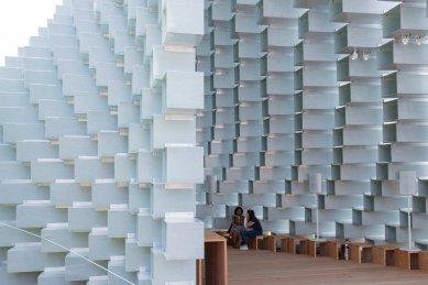 Serpentine Gallery Pavilion 2016 - foto: Iwan Baan