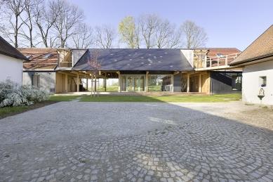 Usedlost Maneschowitz - foto: A1Architects – David Maštálka