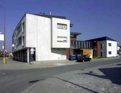 Bytový dům Luční čtvrť - foto: Petr Hampl