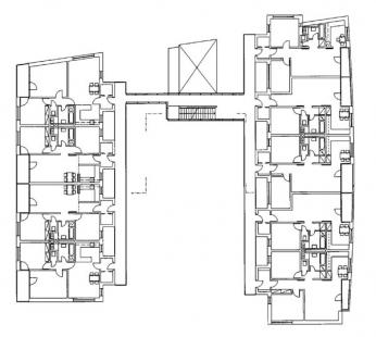 Bytový dům Luční čtvrť