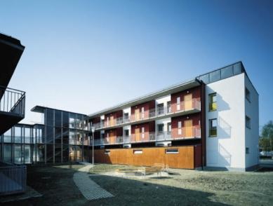 Bytový dům Luční čtvrť - foto: Filip Šlapal
