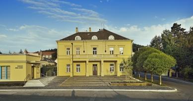 Revitalizace předprostoru Městského domu a Divadla J. Kašky - foto: Ivan Němec