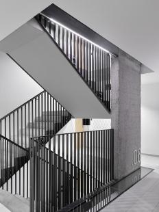 Bytový dům Radlická .142 - foto: Filip Šlapal