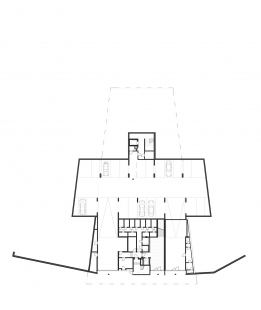 Bytový dům Radlická .142 - 1. PP