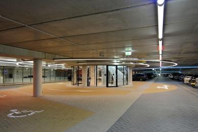 Underground Parking Katwijk aan Zee - foto: Petr Šmídek, 2016