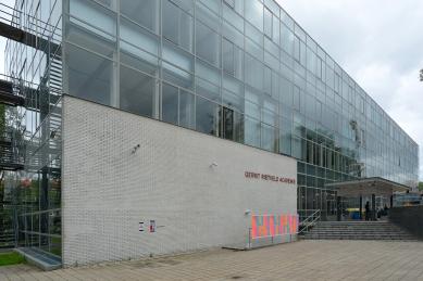 Rietveldova umělecká akademie - foto: Petr Šmídek, 2016