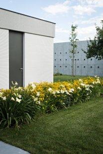 Zahradní pavilon v Olomouci - foto: Lukáš Němeček