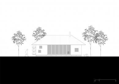 VOJ - The Lake House - Jižní pohled - foto: JRKVC
