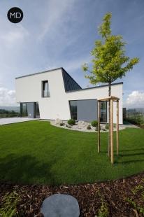 Rodinný dům s výhledem v Berouně - foto: Jiří Ernest