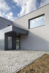 Dvougenerační rodinný dům, Ostrava-Petřkovice - foto: Tomáš Balej
