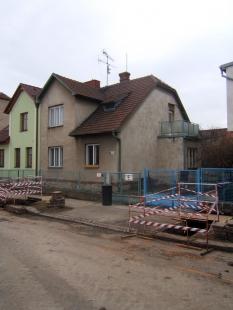 Rekonstrukce rodinného domu - Fotografie původního stavu - foto: Archanti