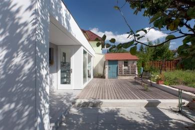 Rekonstrukce rodinného domu - foto: Barbora Ponešová