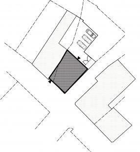 Centrum Vlasty Buriana - Situace - foto: Šťastný Pavel Architekt