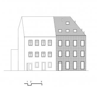 Centrum Vlasty Buriana - Pohled C - foto: Šťastný Pavel Architekt