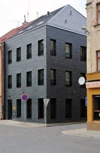 Centrum Vlasty Buriana - foto: Pavel Šťastný