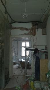 Byt v Brně  - úplná rekonstrukce