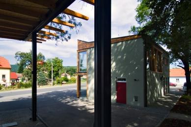 Bouda – dům služeb Dobřichovice - foto: Ondřej Polák