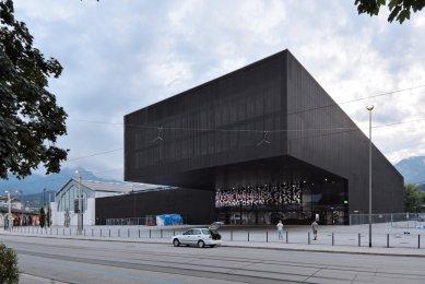Přestavba a přístavba veletrhů v Innsbrucku - foto: Petr Šmídek, 2015