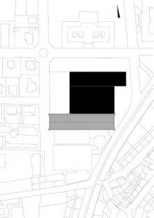 Přestavba a přístavba veletrhů v Innsbrucku - Situace - foto: Cukrowicz Nachbaur Architekten