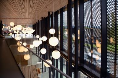 Kulturní centrum města Stjørdal - foto: Reiulf Ramstad Arkitekter