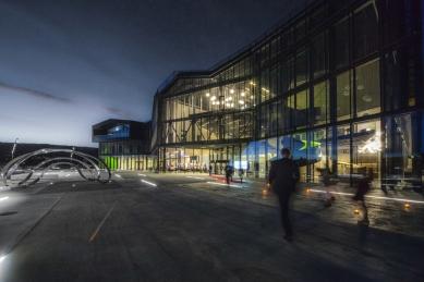 Kulturní centrum města Stjørdal - foto: Arne Wang