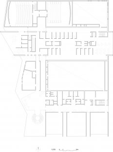 Kulturní centrum města Stjørdal - 3. NP / second floor