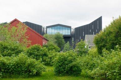 Kulturní centrum města Stjørdal - foto: Wenzel Prokosch