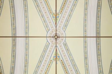 Úprava klášterní kaple - foto: Zdeněk Porcal, www.studioflusser.com