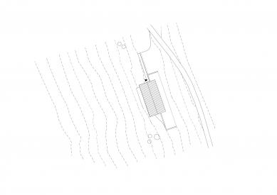 Horská chata Tereza - Situace - foto: ADR