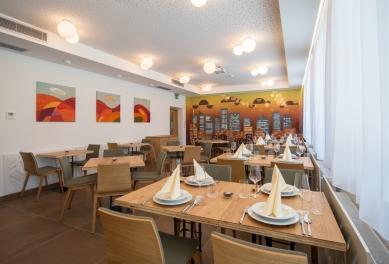 Hotel a restaurace U Stavaře ve Vsetíně - foto: Petr Zhoř