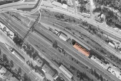 TRANSCO – rekonstrukce, Děčín – východní nádraží - Situace