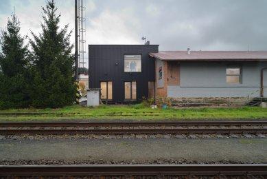 TRANSCO – rekonstrukce, Děčín – východní nádraží - foto: Pavel Plánička