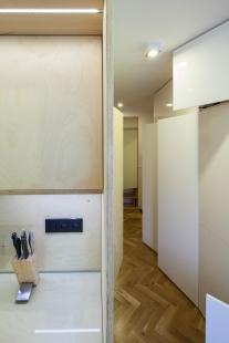 Rekonstrukce bytu Plzeň-Bory - foto: Petr Jehlík