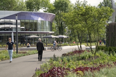 Pavilion, Garden and Underground Car Park - foto: Ronald Tilleman