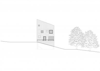Rodinný dům Čižice - Pohled - foto: Zábran Nová architekti
