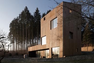 Rodinný dům Čižice - foto: Matěj Hošek