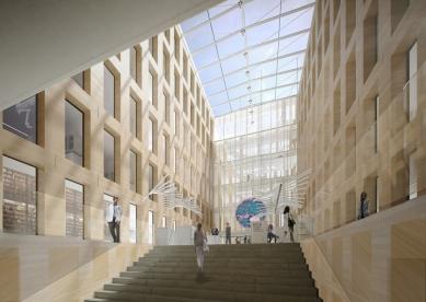 BCA + GCA Kampus University Karlovy Albertov