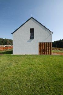 Rodinný dům v Letkově - foto: Jiří Ernest