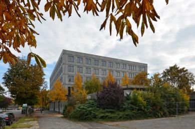 Head Office of Saxony and Thuringia - foto: Petr Šmídek, 2016