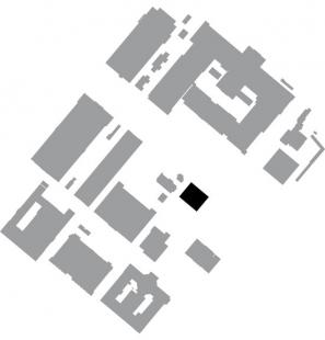 Head Office of Saxony and Thuringia - Situace - foto: Kollhoff Timmermann Architekten