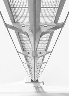 Komenského most v Jaroměři - foto: baum & baroš ARCHITEKTI